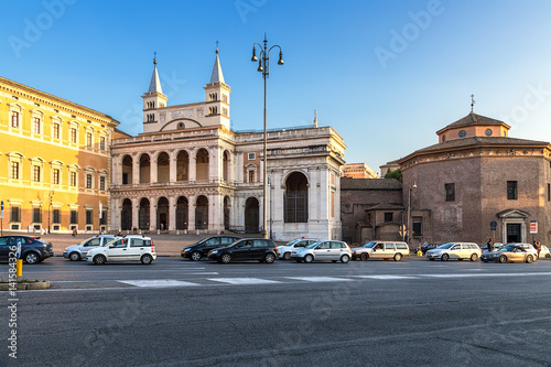Rome, Italy Canvas-taulu