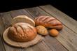 Fresh fragrant bread