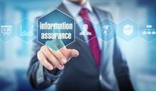 Information Assurance / Businessman