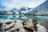 Fototapeta Nature - Mountain view Morskie Oko