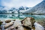 Fototapeta Fototapety z naturą - Mountain view Morskie Oko