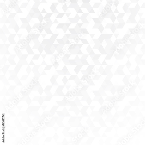 Abstract background - light geometric design.