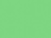 Pop Art Green Dots Background.