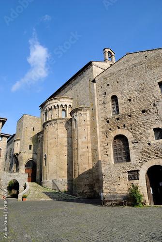 Fotografie, Obraz  Cattedrale di Santa Maria - Anagni - Frosinone - Lazio - Italia