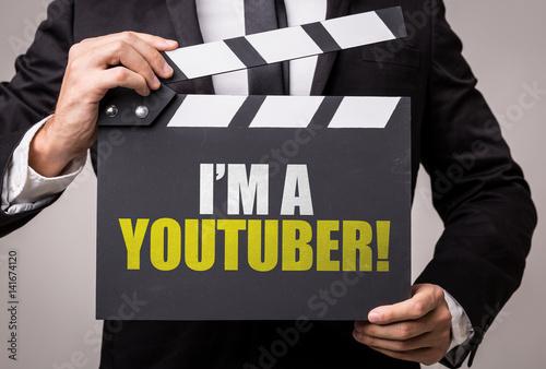 I'm a Youtuber!