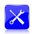 Leinwanddruck Bild - Tools icon