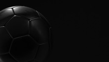 Silver Soccer Ball On Various ...
