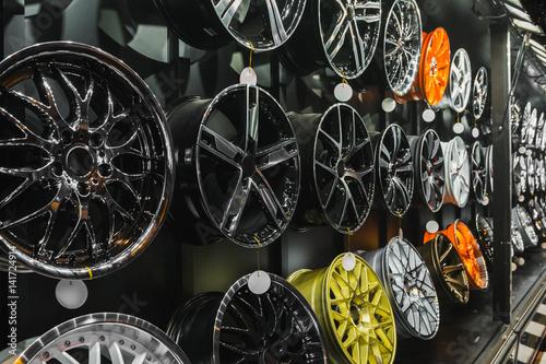 Fotografía  Brand new alloy wheels