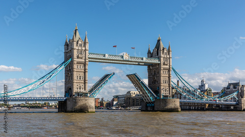 Obraz na płótnie Tower Bridge London UK