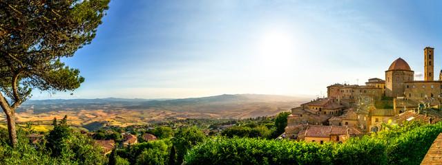 Volterra, Dorf in der Toskana