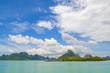 view of Samui Island, Thailand