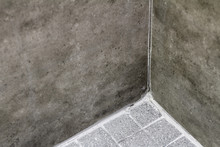 Cracked Shower Floor Corner Grout