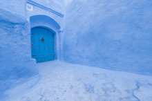Chefchaouen, Morocco. The Blue...