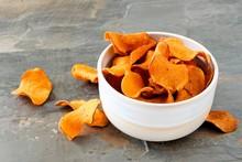 Bowl Of Healthy Sweet Potato C...