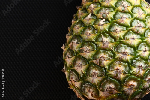 Fototapety, obrazy: The pineapple represent the plant and fruit concept related idea .