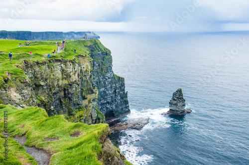 Fotografia cliffs of moher