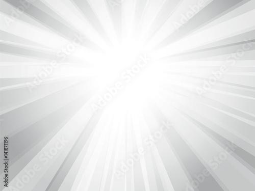 Fotografia, Obraz gray rays background