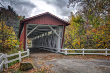 Everatt Road Covered Bridge