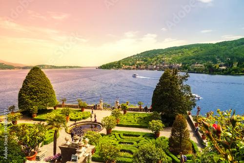 Fotografie, Obraz  Isola Bella, Stresa, Lago Maggiore