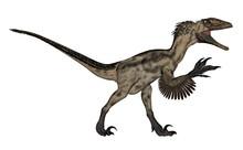 Deinocheirus Dinosaur - 3D Ren...