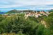 View of Signagi or Sighnaghi city. Georgia