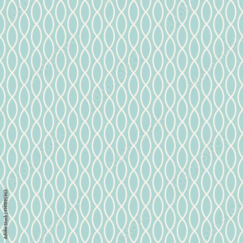 Canvastavla  Endless vector texture for wallpaper, wrapping paper, background, surface textur