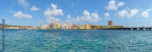 Fotografía  Curacao Panoramaansicht auf die Stadt