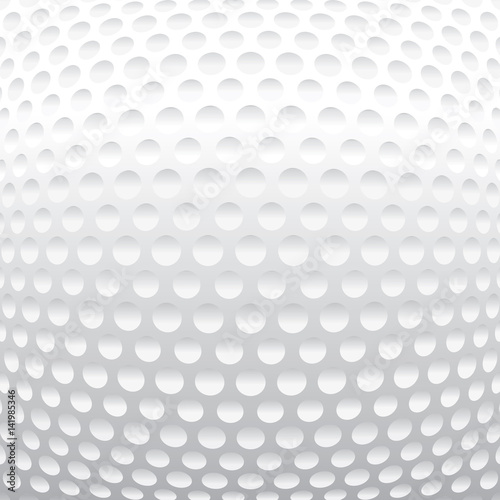 Vector of golf ball texture background. Canvas-taulu
