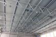 Перекрытия крыши спортивного комплекса