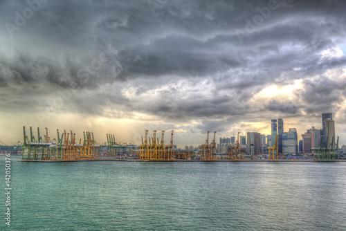 Fotografia, Obraz  Singapur