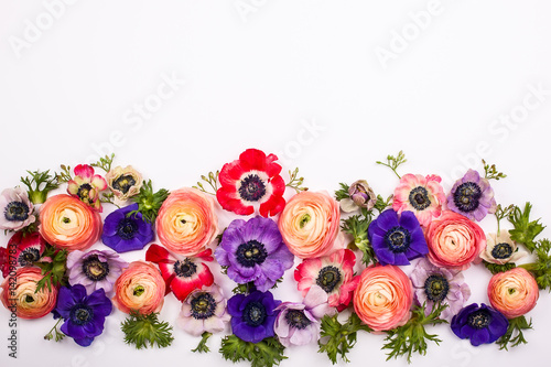 Flower decorations Fototapeta