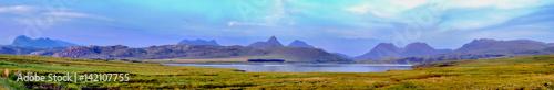 Fototapeta Highlands of Scotland obraz na płótnie