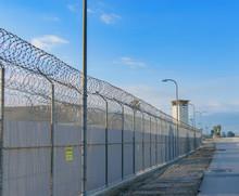 West Prison Wall Walking South