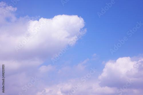 Foto op Plexiglas Hemel 春の雲_632