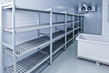 Refrigerated Warehouse. Room F...