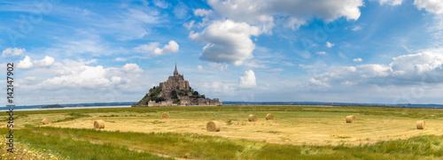 Fotografia Mont Saint Michele, France