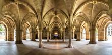 University Of Glasgow Cloisters, Scotland