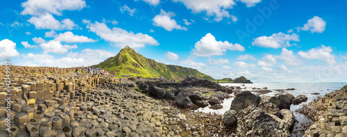 Fotomural  Giant's Causeway in Northern Ireland