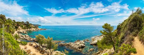Fotografering Costa Brava beach, ..Catalonia, Spain