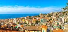 Panoramic View Of San Remo