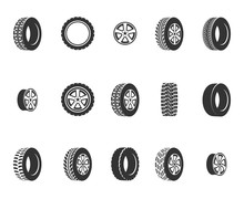 Tires, Wheel Disks Auto Servic...