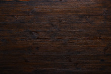 Dark Wood Table Texture Backgr...