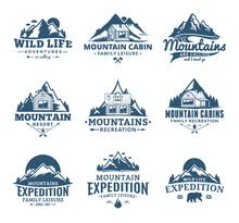 Mountain And Outdoor Recreation Logo