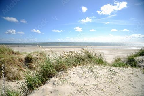 Canvas-taulu north sea in denmark