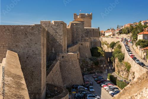 Dubrovnik City Walls Poster