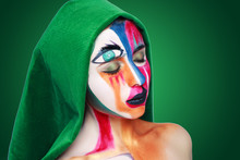 Creative Make-up New Conceptua...