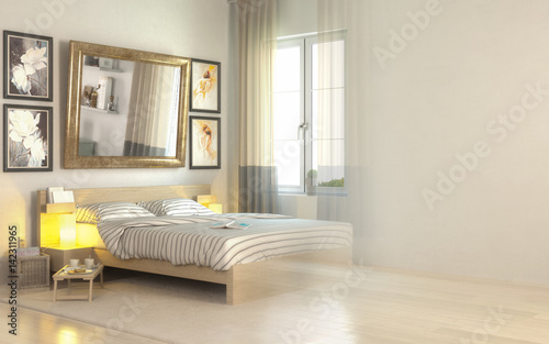 Im Schlafzimmer Planung Buy This Stock Illustration And Explore