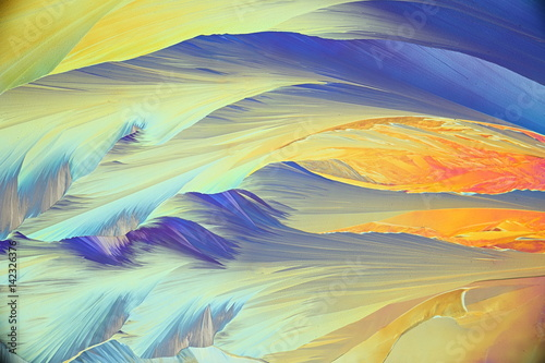 Art from science Canvas Print