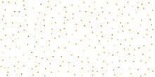 Confetti Polka Dot. Gold Textu...