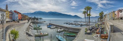 Fotografie, Obraz  Ascona - Lago Maggiore - Schweiz